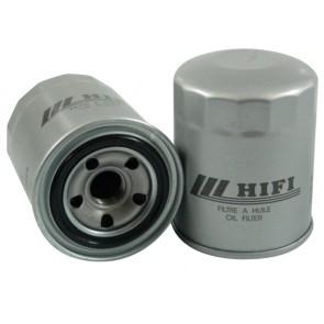 Filtre à huile pour tondeuse GRILLO FD 2200 4WD moteur YANMAR 2013-> 4TNV88BPGZ