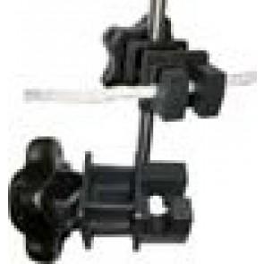 Isolateur pour corde sur piquets de 8 à 14mm (crebox de 25)