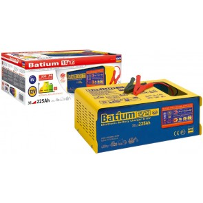 Chargeur batteries automatique GYS BATIUM 6/12V