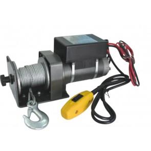 TREUIL ELECTRIQUE12V CAPACITE 900KG -15M
