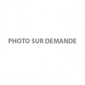 RUBAN DOUBLE FACE MOQUETTE POLYPROPYLENE -BLANC 50MMX25M