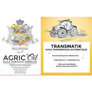 Huile transmission automatique TRANSMATIK 220L