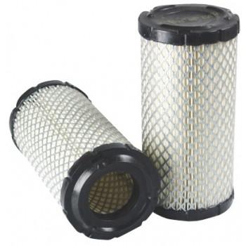 Filtre à air sécurité pour moissonneuse-batteuse CASE 8120 AFS moteurCNH 2012   TIER IV F3AO684KE