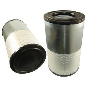 Filtre à air primaire pour moissonneuse-batteuse NEW HOLLAND AL 59 moteurNEW HOLLAND  849262001->